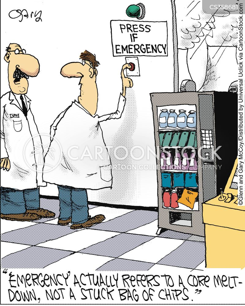 Image result for meltdown hospital cartoon