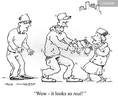 2d cartoon