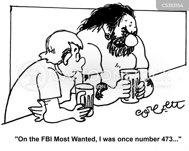most wanted cartoon