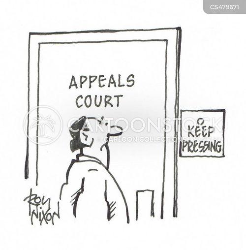 appeals court cartoon