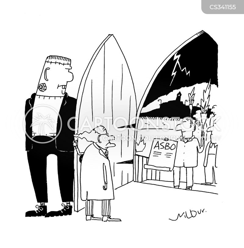anti social behaviour order cartoon