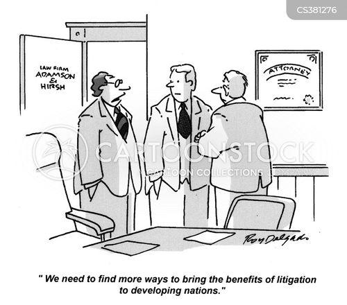 developing nations cartoon