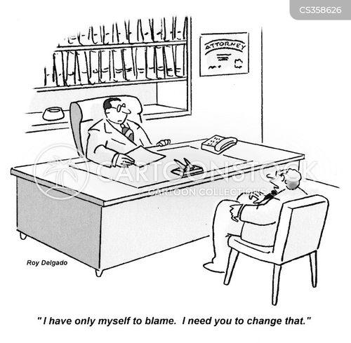 blamer cartoon