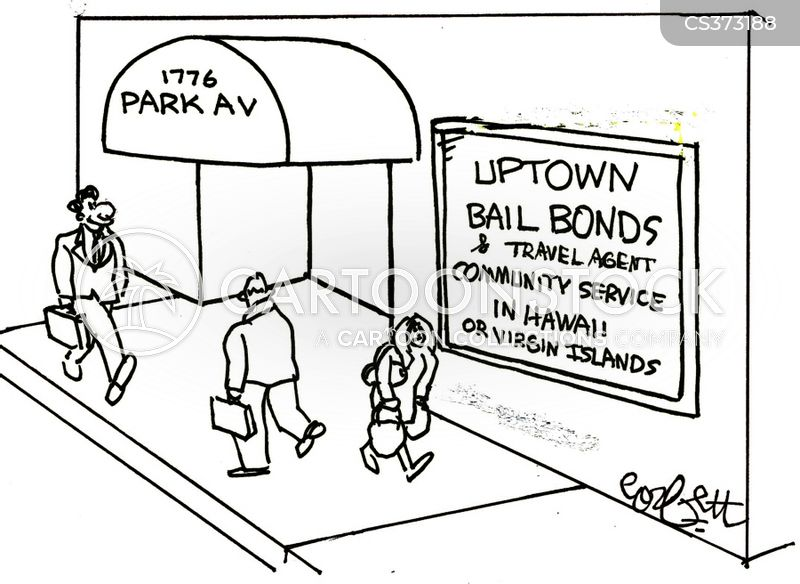 community services cartoon