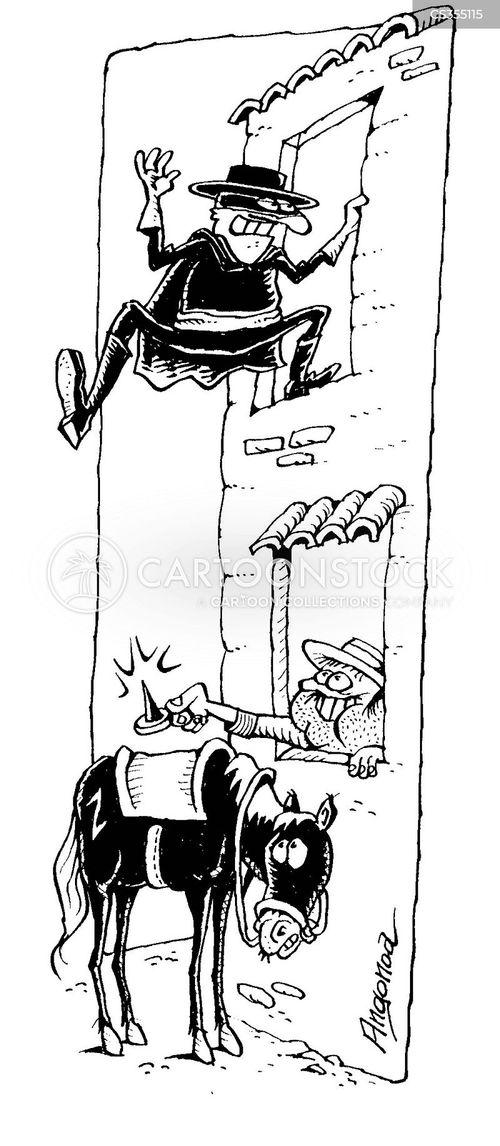 desperados cartoon