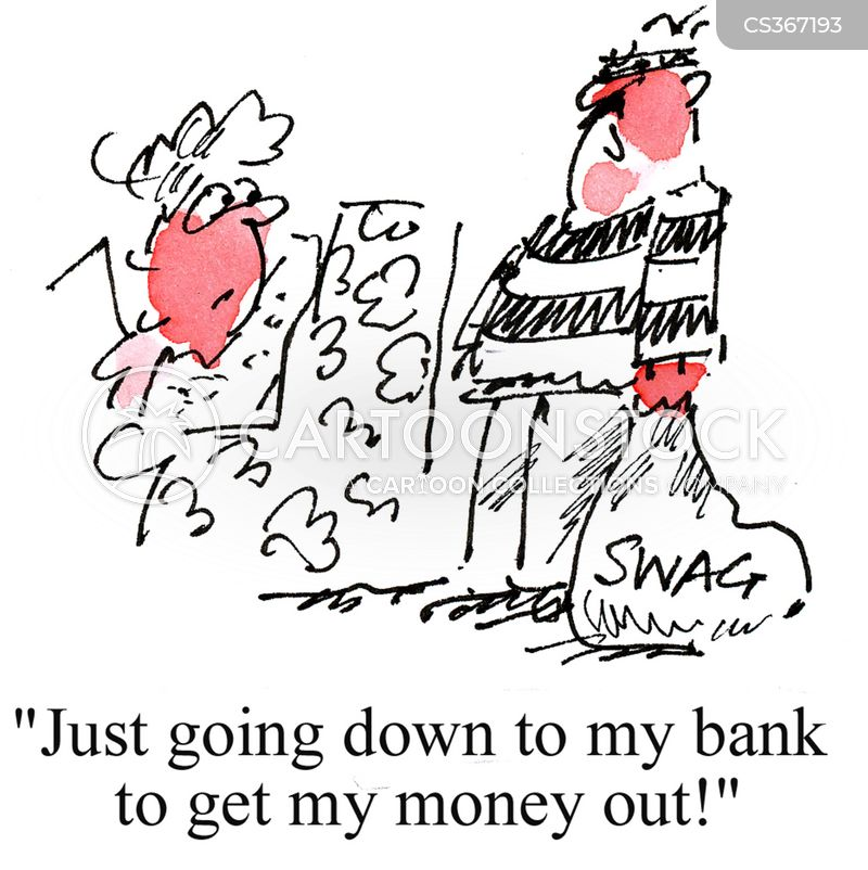 Robbing A Bank cartoons, Robbing A Bank cartoon, funny, Robbing A Bank picture, Robbing A Bank pictures, Robbing A Bank image, Robbing A Bank images, Robbing A Bank illustration, Robbing A Bank illustrations