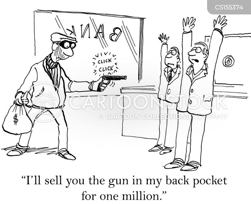 violent crimes cartoon