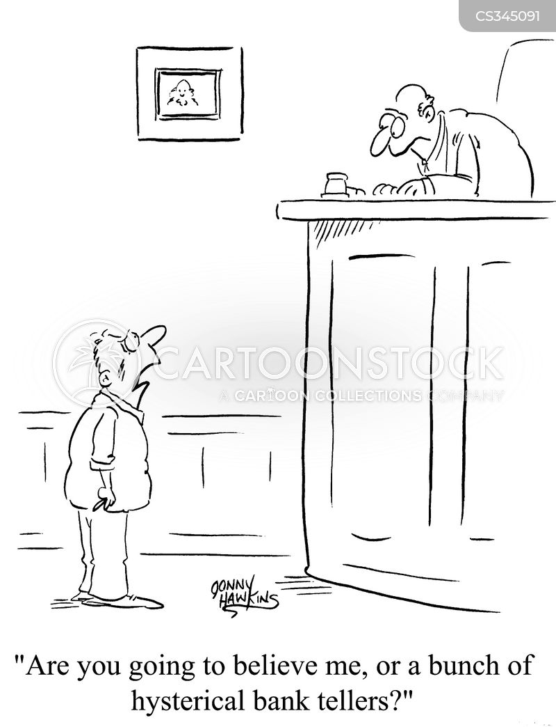manipulated cartoon