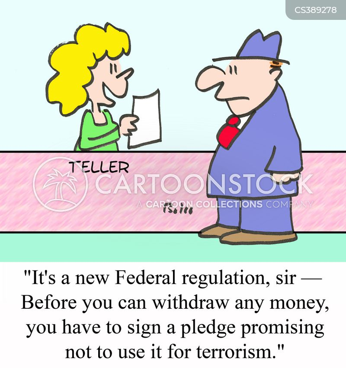 federal regulation cartoon