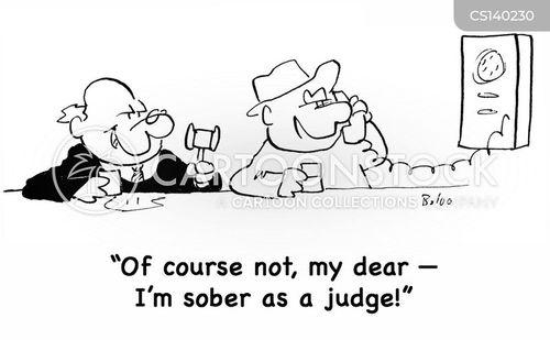 sober cartoon