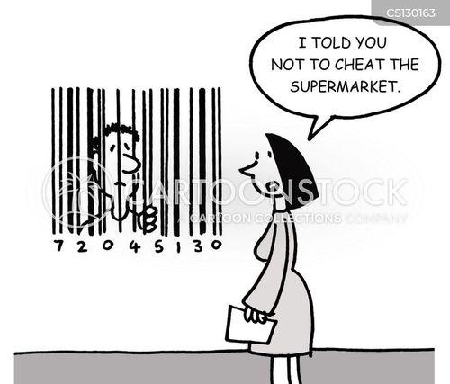 cell bars cartoon