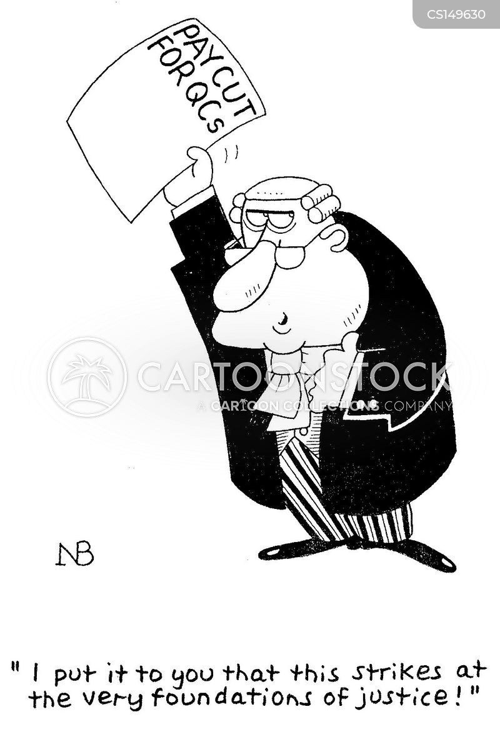 paycut cartoon