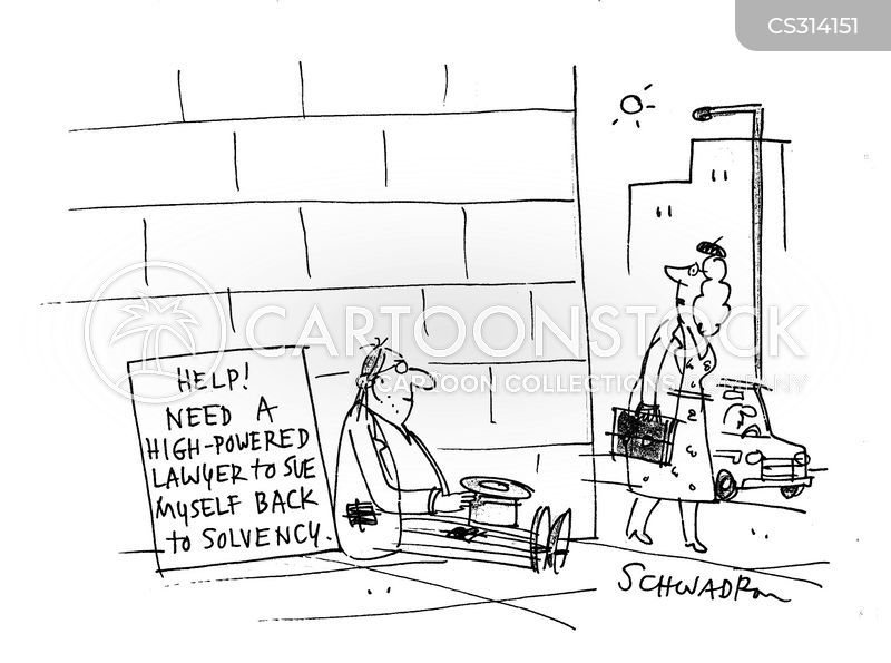 solvency cartoon