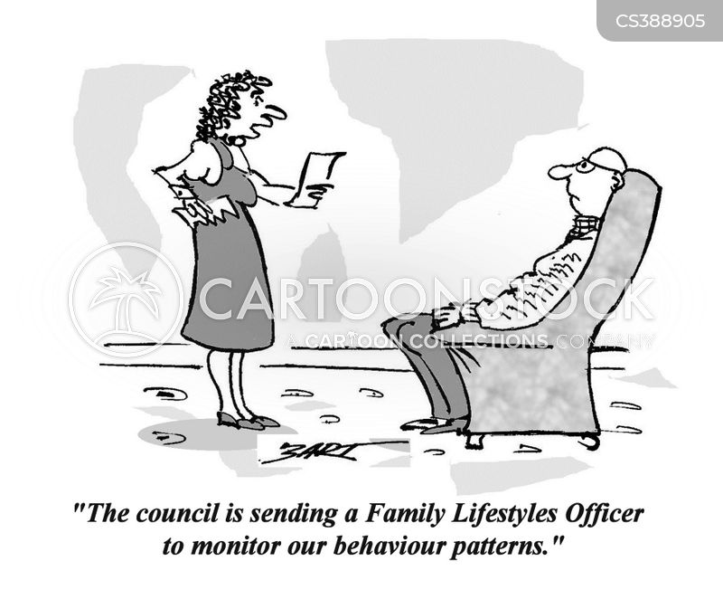 Behavioral Patterns Cartoons And Comics Funny Pictures From Adorable Behavioral Patterns