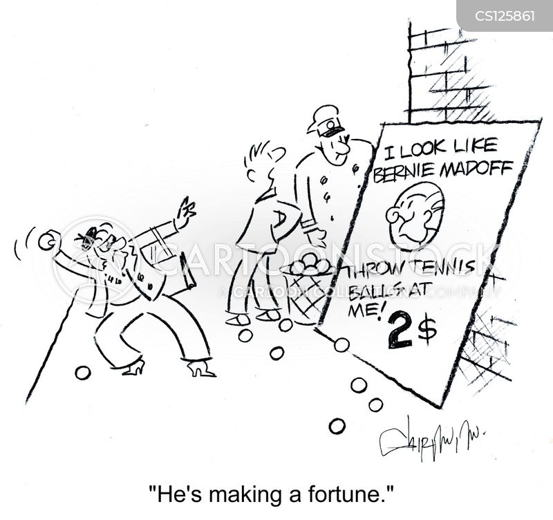 madoff cartoon