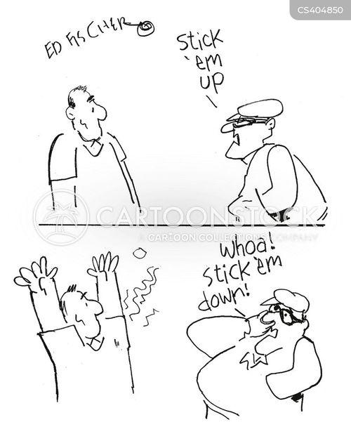 armpit cartoon