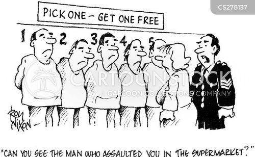 assult cartoon