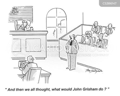 crime stories cartoon