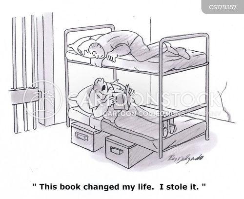 stole cartoon