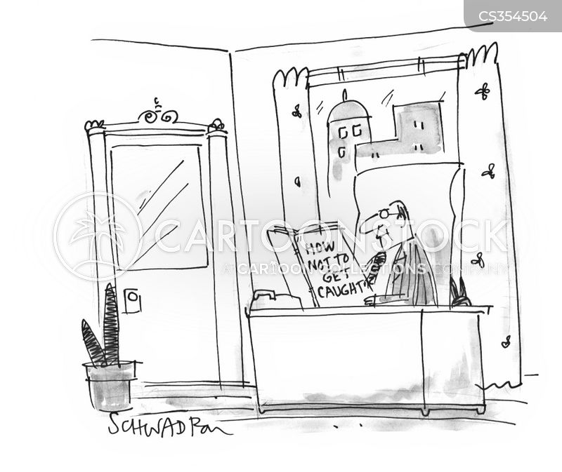 advice book cartoon