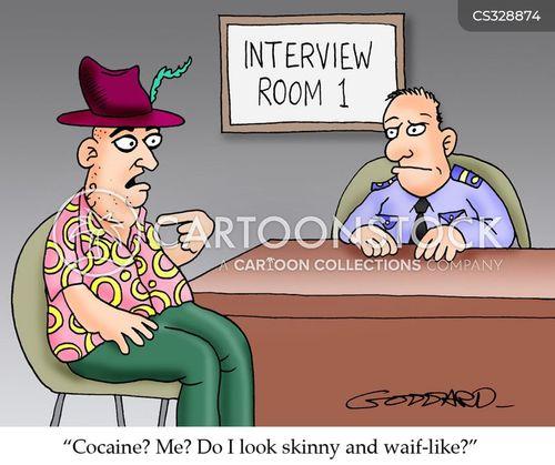 drugs scandal cartoon