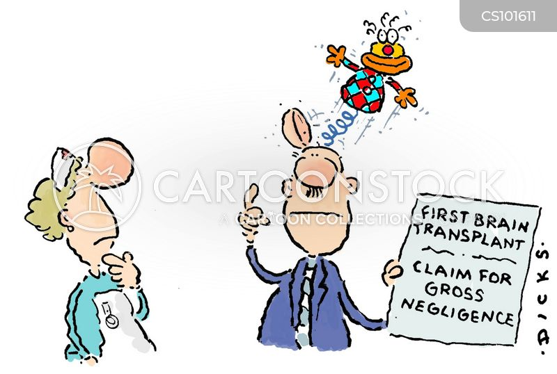 brain transplants cartoon