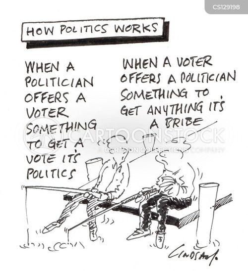 double standard cartoon