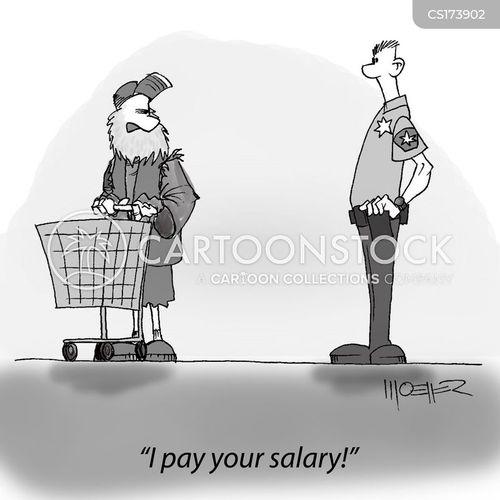 tax payer cartoon