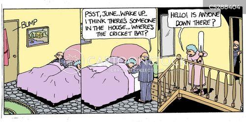 unsubtle cartoon