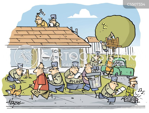 bylaws cartoon