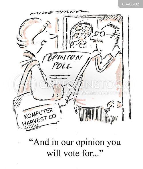cambridge analytica cartoon