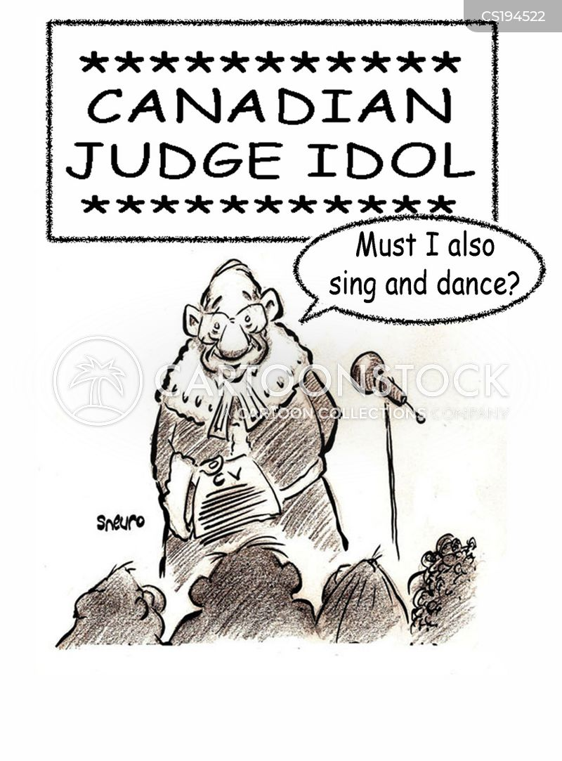 talent show cartoon