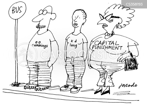 ee cummings cartoon
