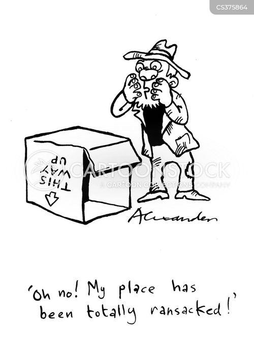ransacked cartoon