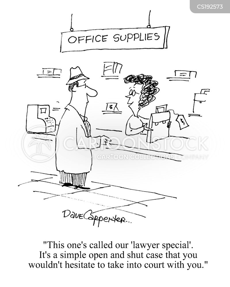 cases cartoon