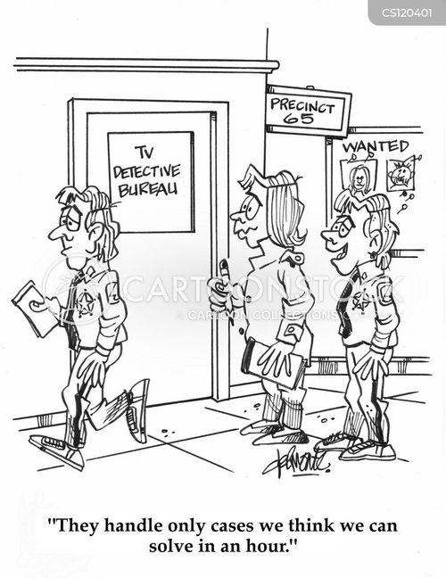 tv dramas cartoon