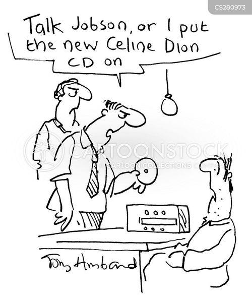 divas cartoon