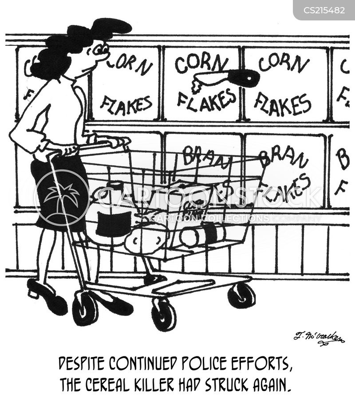 grains cartoon