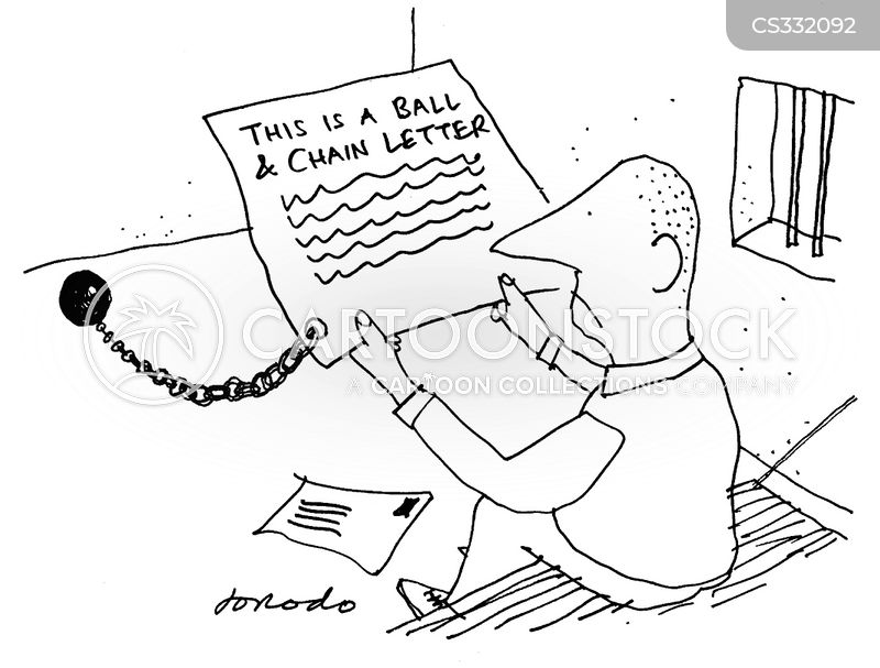 Chain Letters cartoons, Chain Letters cartoon, funny, Chain Letters picture, Chain Letters pictures, Chain Letters image, Chain Letters images, Chain Letters illustration, Chain Letters illustrations