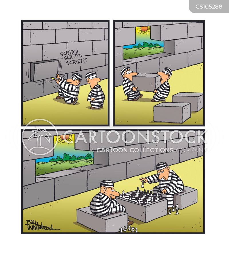 jail breaks cartoon