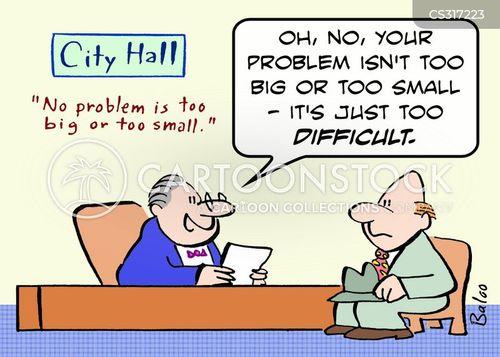 civil advice cartoon