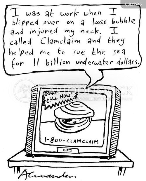 ambulance chasing cartoon