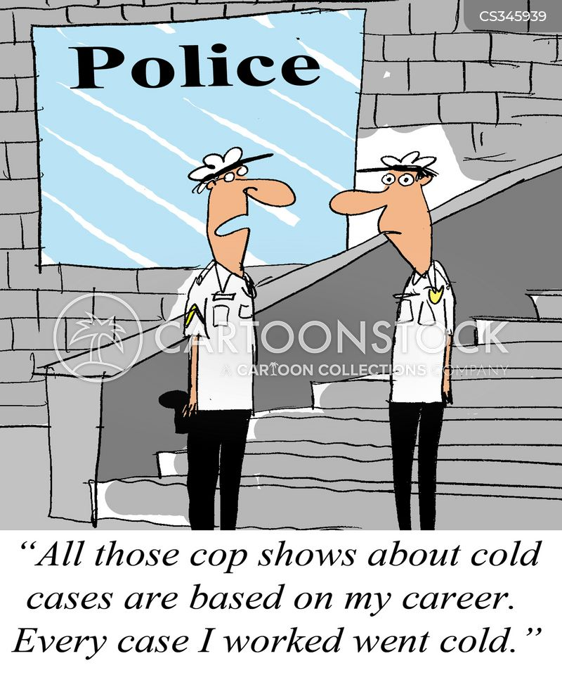 cop programs cartoon