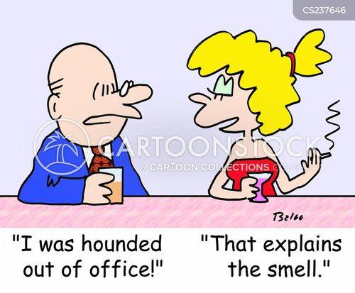 elected officals cartoon