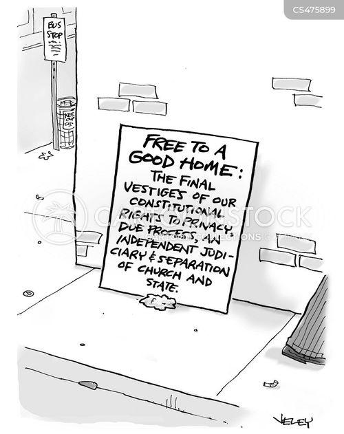 civil right cartoon