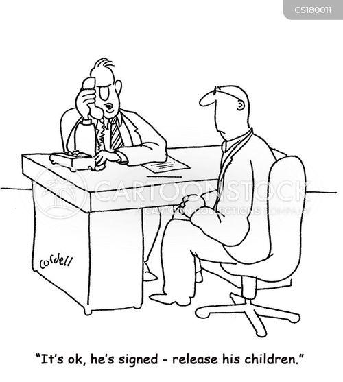 kidnap cartoon