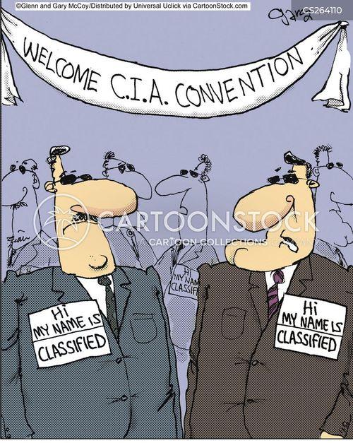 organisations cartoon