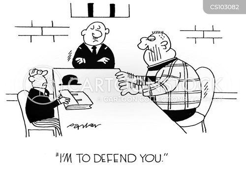 small men cartoon