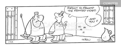 stringency cartoon