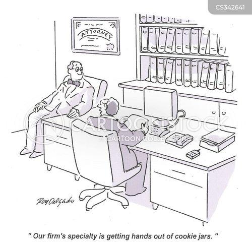 specialities cartoon